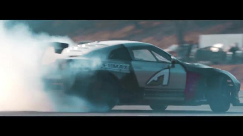 Daigo Saitos 1000HP HKS R35 GTR Formula D Shakedown ★ Drift Family ★
