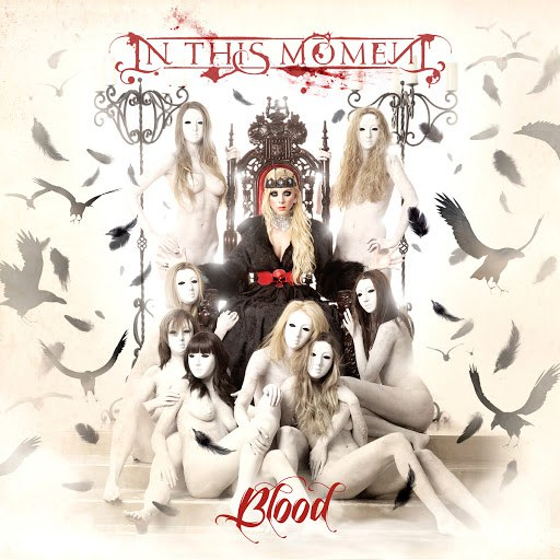 In this moment альбом Blood (Deluxe Edition)