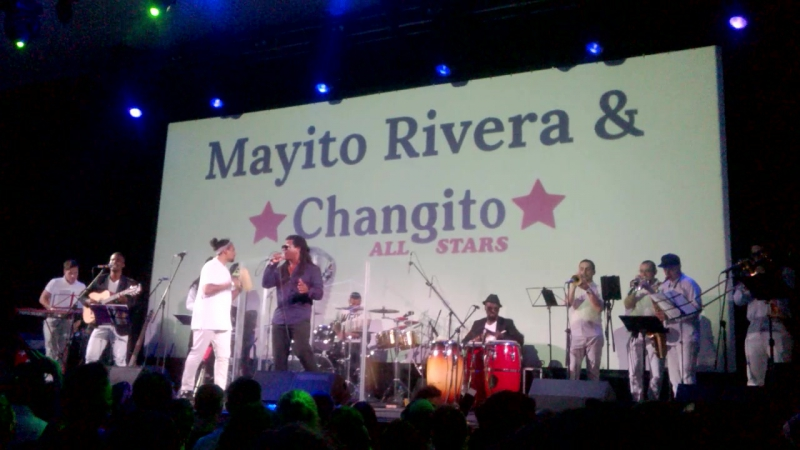 Mayito Rivera, Changito