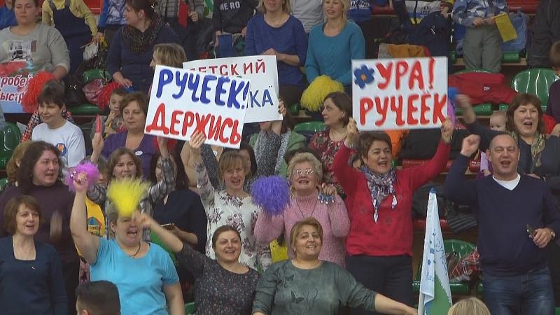 2018-03-14 - Спартакиада дошкольных учреждений (Лобня)