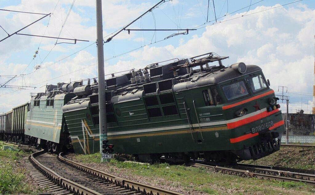 Ведение поезда до 100 осей
