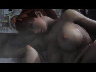 Порно с монстрами 3dd