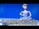 Куклы Барби и Принцессы Диснея. Гимнастика и балет для девочек. Мультфильмы ТВ для детей. Журнал для   Девочек, том 1, видео 5