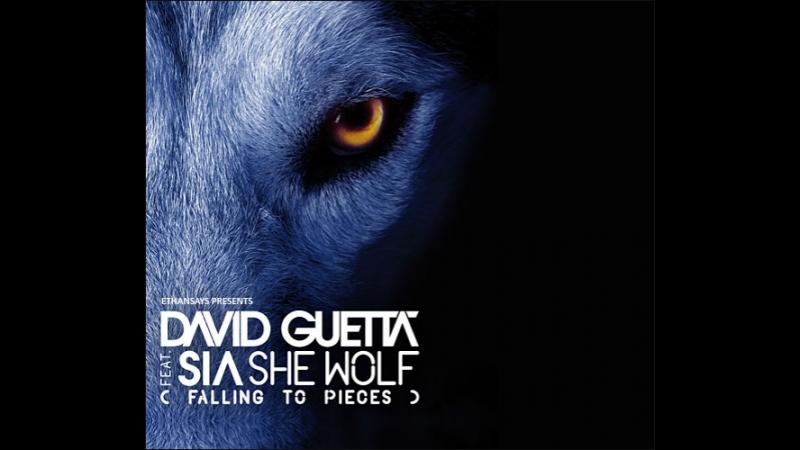 Дэвид Гетта - она Волк ...