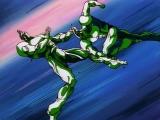 Гайвер - биомеханическая броня. Эпизод 2. Битва Гайверов (ОВА 1989 года) (озвучили: группы SHIZA и AniFilm). Часть 2.