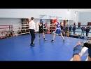 Куртинин Дмитрий(кр)-Мачарашвили Гурам(син) 64,75 кг. Открытый ринг Бокс.FIGHTMASTERS MAKEEVKA | НАДО - ДОСТУПНЫЙ СПОРТ