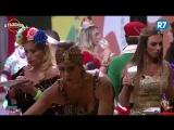 16/09 - Flavinha dançando - 00:25