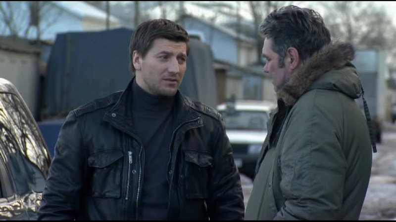 Ментовские войны 7 сезон (2013 год) 6 серия. Шилов и Арнаутов старший. Предложение работы.