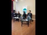 пресс-конференция проекта