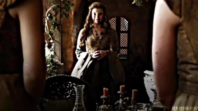Margaery Tyrell x Robb Stark