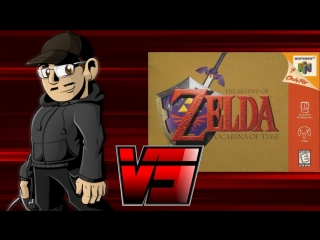 Johnny vs. The Legend of Zelda- Ocarina of Time (rus sub)