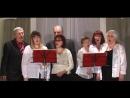 Пасхальный концерт хора храма святых первоверховных апостолов Петра и Павла в Павловском 2012 г