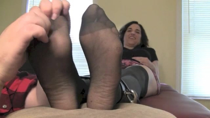 Tickling Torture From Boston-Kitty