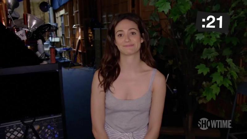 Hot minute with Emmy Rossum | Shameless | 8 season | Горячая минута с Эмми Россум | Бесстыжие | Бесстыдники | 8 сезон