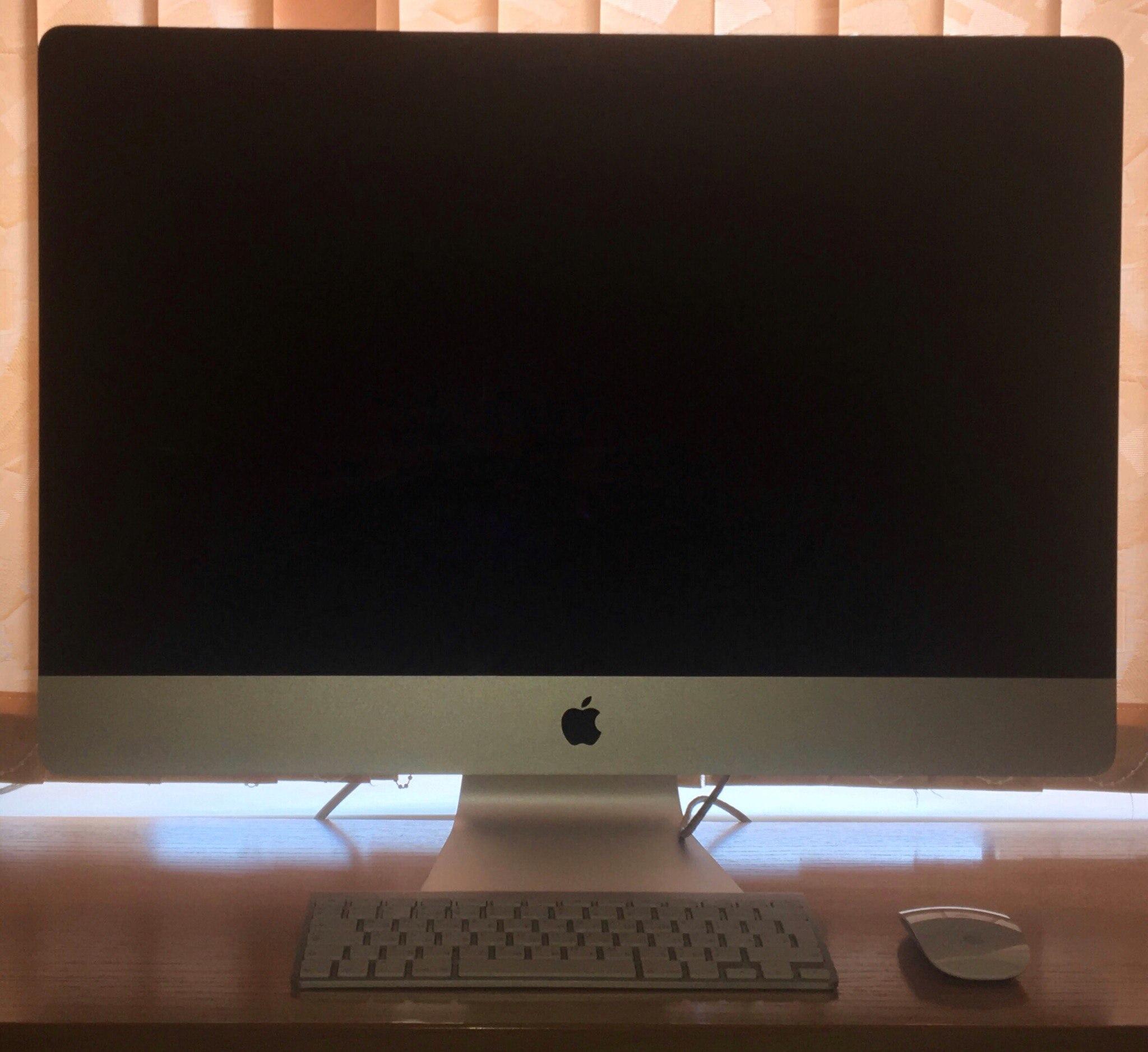 Apple iMac 27″ 2012гг