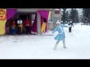 Танец Зимы