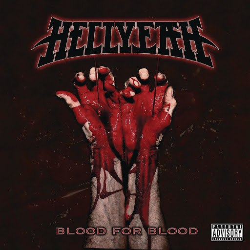 Hellyeah альбом Blood for Blood