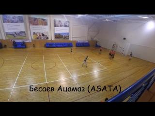 Шаболовские Росомахи - ASATA I тур Высшая Лига НИУ ВШЭ 2017