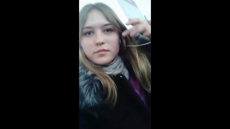 Ксюша Васильева Live