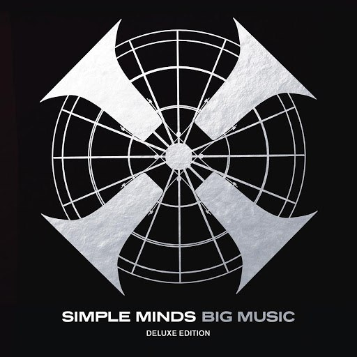 Simple Minds альбом Big Music (Deluxe Edition)