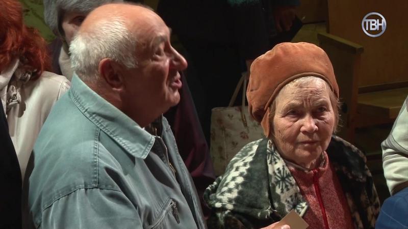72 Встреча с жителями Дуброва
