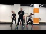 Елена Темникова - Медленно dance class the 1st part PROТанцы Уфа