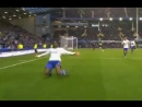 Didier Drogba scored this goal for Chelsea