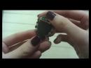 Сутажная брошь Изумрудная ♻️ ⠀ 📌Материалы: сутаж, кристаллы сваровски, чешские бусины, Японский бисер, натуральная кожа ⠀ 📌Дли