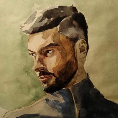 Антон Исюков