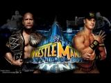 The Rock vs John Cena  - WWE World Heavyweight Championship Wrestlemania 29 Highlight