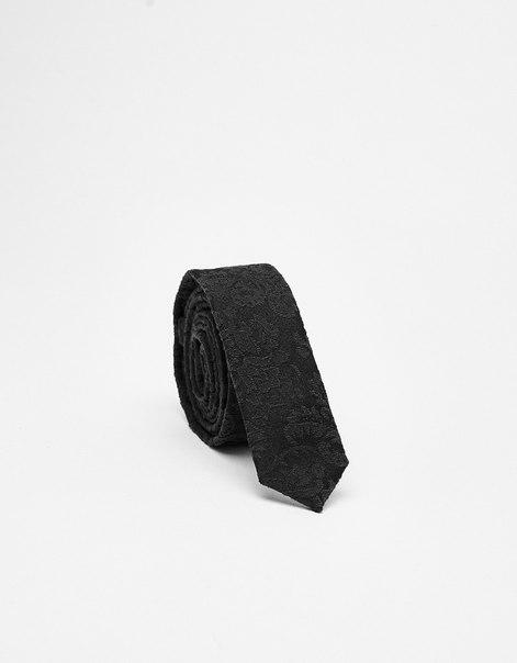 Жаккардовый галстук
