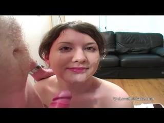 Compilation of real homemade amateur facials and brit bukkake