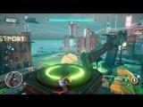 10 минут геймплея Crackdown 3 в открытом мире, новым оружием и способностями.
