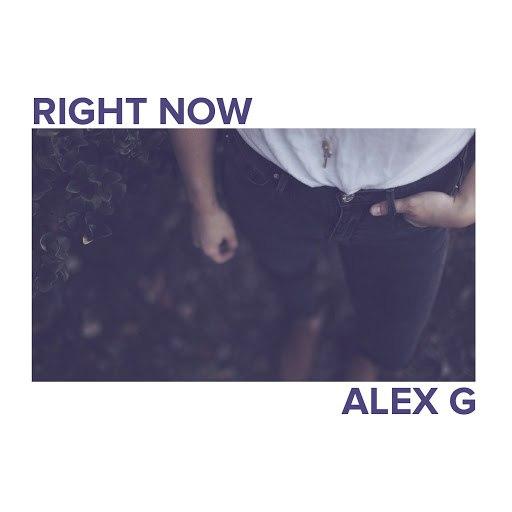 Alex G альбом Right Now