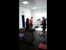 Круговая тренировка в тренажёрном зале 💪🏻