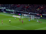 Генгам 2-1 Сент-Этьен. Обзор(Футбол.Чемпионат Франции 20.12.2017)