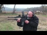 Тони Румор демонстрирует печально известный сиамский M16