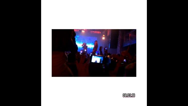 T-Fest - Одно я знал/Выдох (Live 08.03.2018)