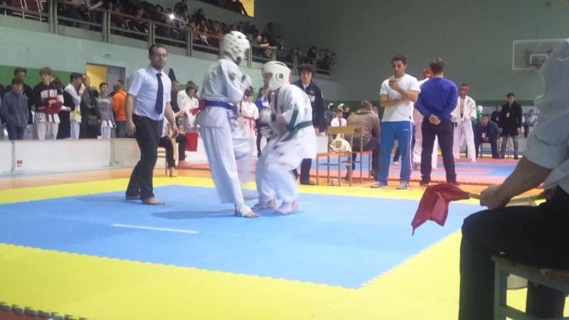 XVI Открытое Первенство Армейского спортивного клуба каратэ