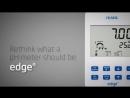 Edge® Цифровой pH Метр - Переосмыслите то, Каким должен быть pH Метр Будущее Сейчас HANNA!