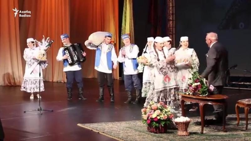 Ринат Таҗетдинов: Татар милләтен бетереп булмый