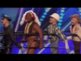 Christopher 54 Year Old Performer Recreates the Village People's 'YMCA' America's Got Talent 2016.mp4