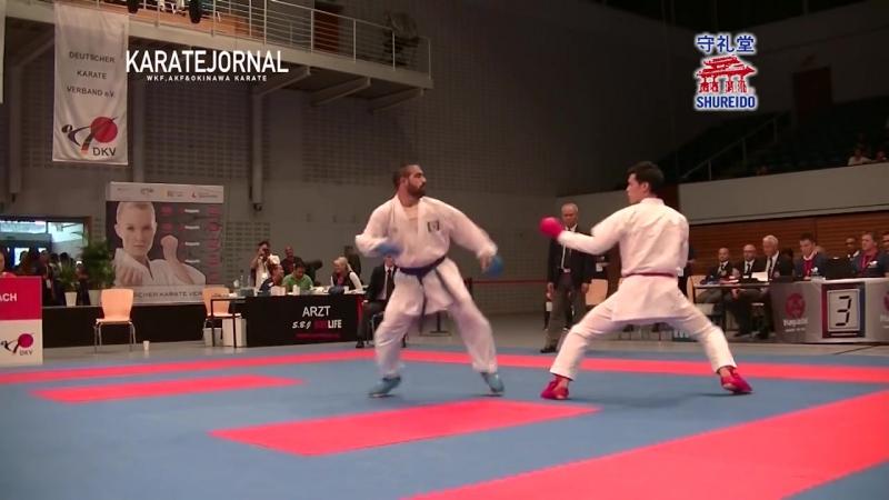 KEN NISHIMURA(JPN) 5-0 RAFAEL AGHYEV(AZE)
