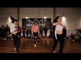 Jax Jones - Instruction ft. Demi Lovato, Stefflon Don - masterclass jazz funk