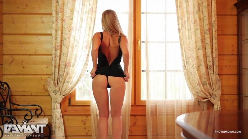 Anastasia Photodromm Sexy Brunette Porno Model Hot Ass Pussy Tits Nude Секси Брюнетка в Платье Упругая Попка Сочные Сиськи Ню