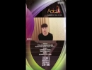 180316 EXO Lay Yixing @ Singapore Raffles Music College Weibo Update