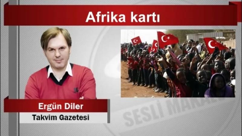 (7) Ergün Diler Afrika kartı - YouTube