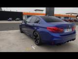 Новая BMW M5 F90! Первый тест-драйв и обзор