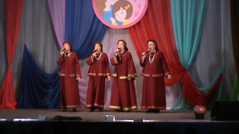 Рулатэ-вок.группа хора ветеранов. 26 ноября