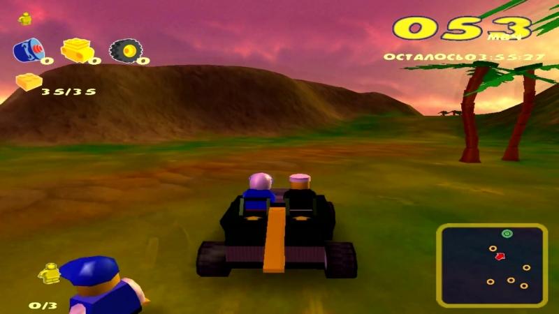 ⁄ Прохождение Lego Racers 2 ⁄ЧАСТЬ 26 ⁄ Подрабатываю таксистом _( ̄ ﹌  ̄)⁄ ⁄ » Freewka.com - Смотреть онлайн в хорощем качестве